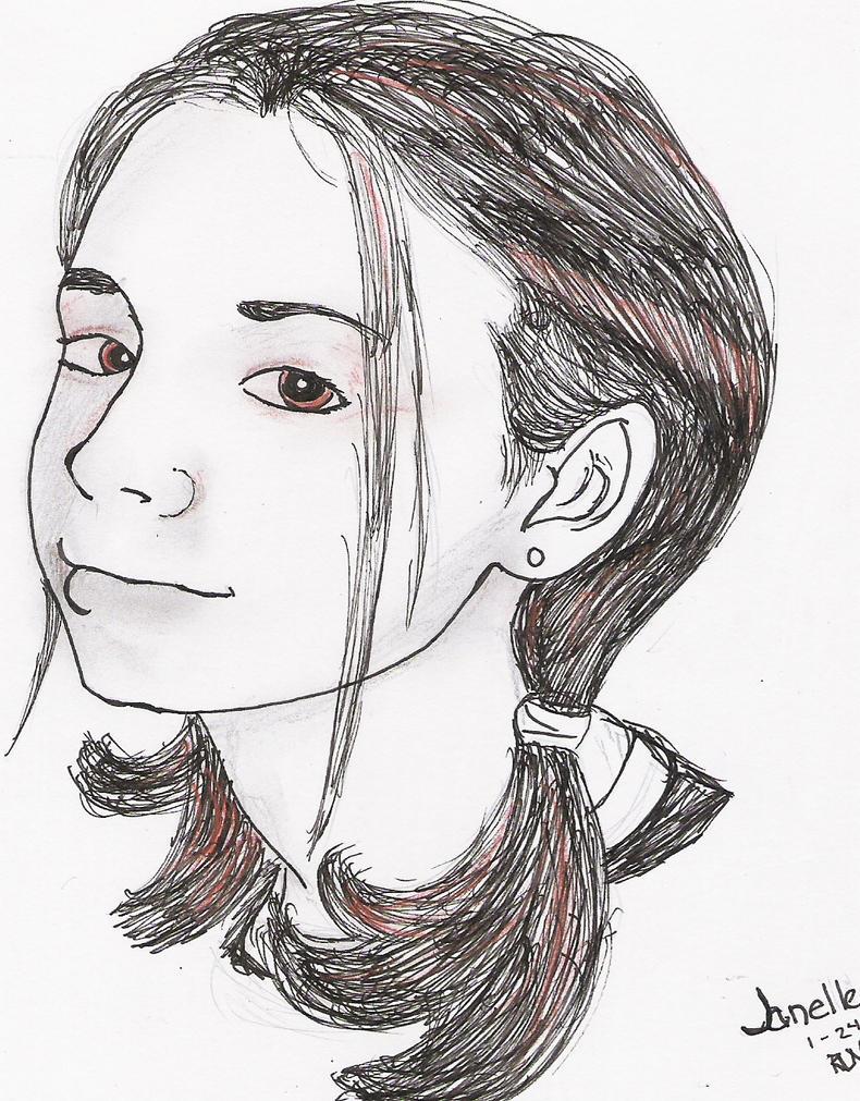 Janelle-o by Kashi-kun