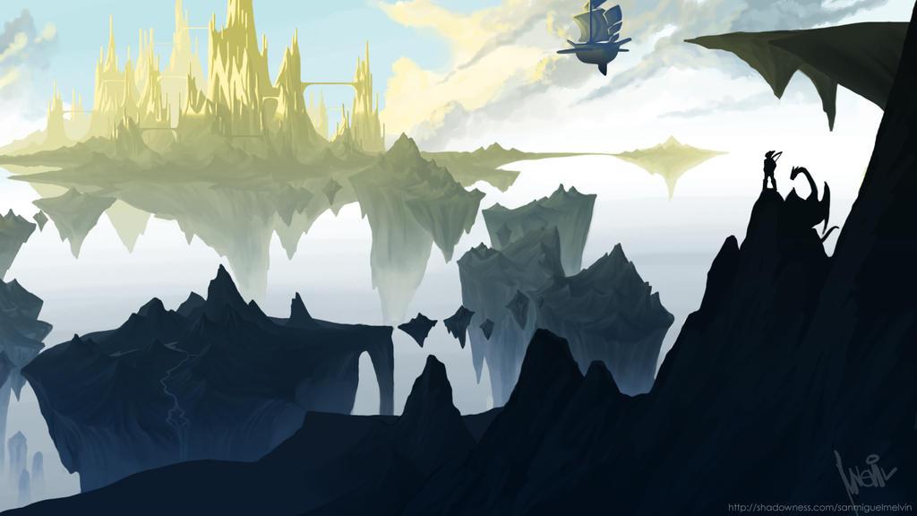 Ascend by mnevil