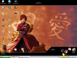 My desktop by tomozirika
