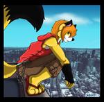 artemis the fox