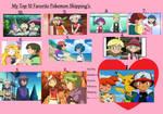 Top Ten Pokemon Ships