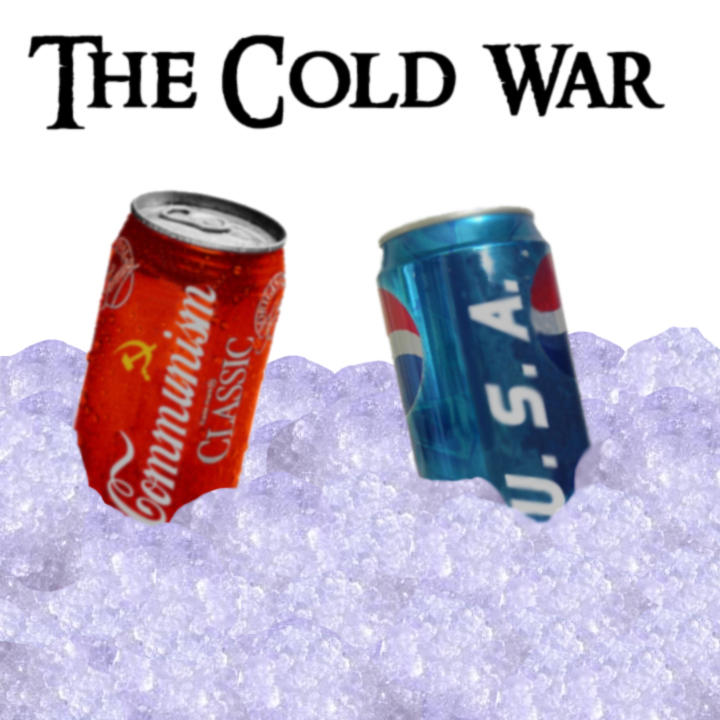 The Cold War... by petiethepenguin