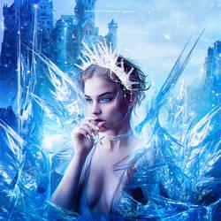 Ice Queen by JenniferLance