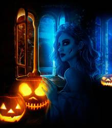Happy Halloween with MDS by JenniferLance