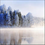 Cold but beautiful.. by closer-to-heaven