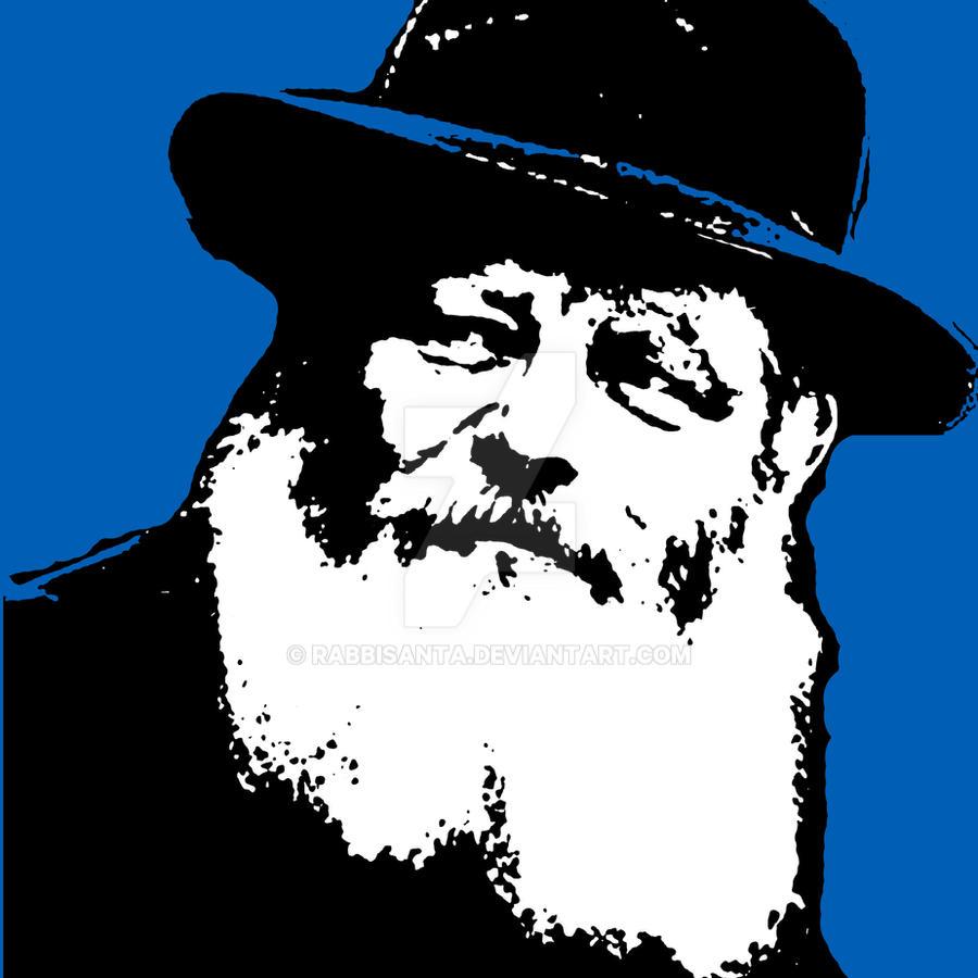the Lubavitch Rebbe by rabbisanta