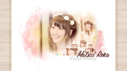 Matsui Rena #Vote for Rena wallpaper by kinokoartty