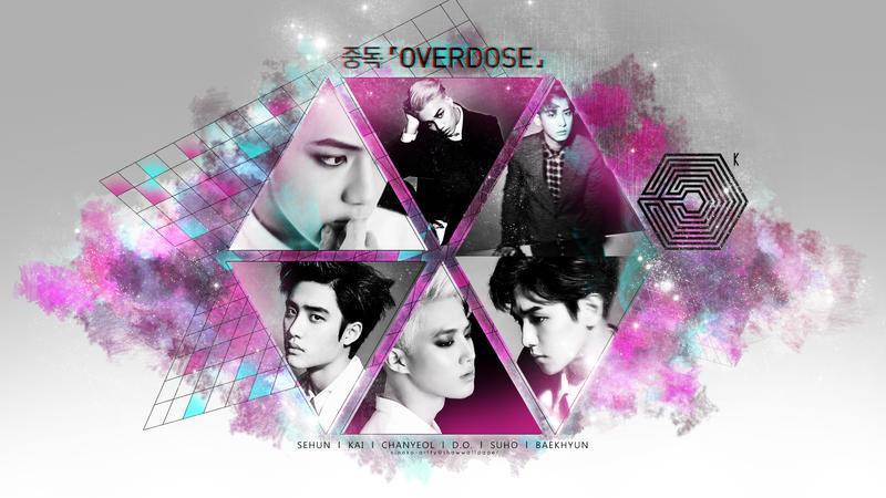 exo logo wallpaper