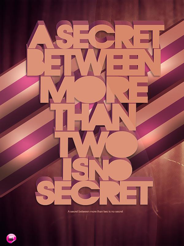 Asecret by DES-FAN
