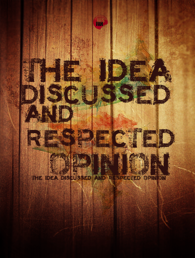 THE IDEA by DES-FAN