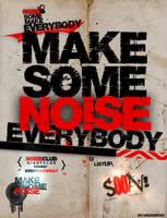 Make Some Noise by DES-FAN