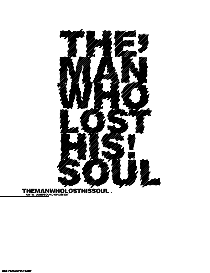 TheMan' by DES-FAN
