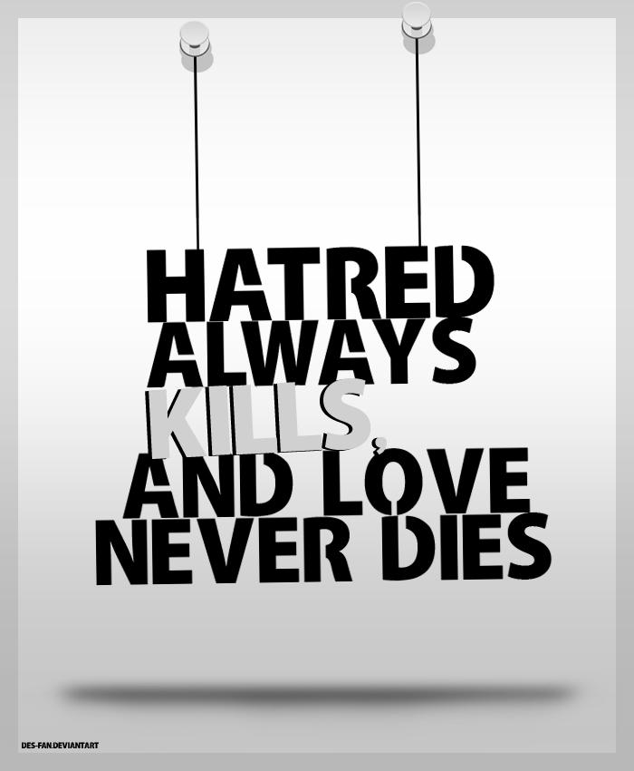 Hatred by DES-FAN
