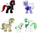 my new ponies