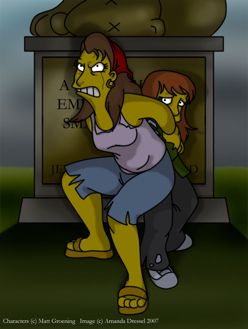 Simpsons: Don't Say Goodbye by The-StarDog