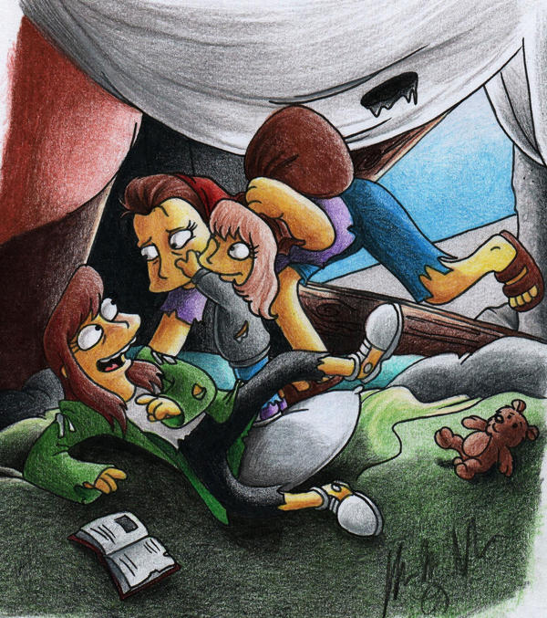 The Simpsons: Mama's Home by The-StarDog