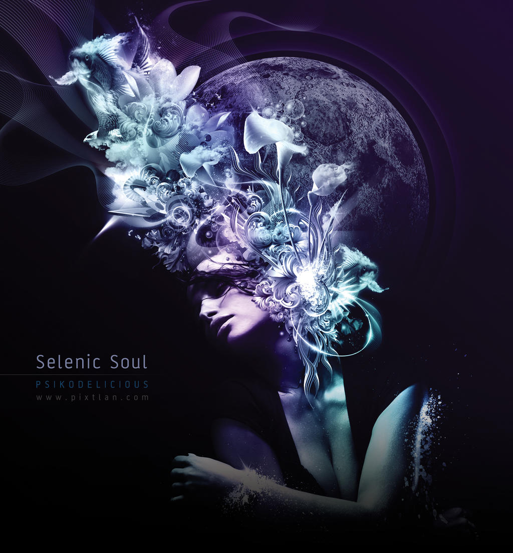 Selenic Soul by psikodelicious