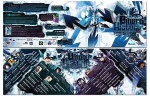 Binary History Flyer by psikodelicious
