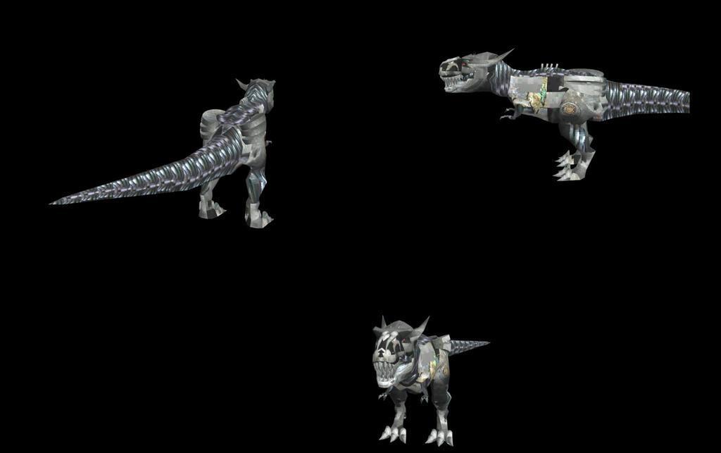 3d models grimlock transformers age of extinction by for Deviantart 3d models