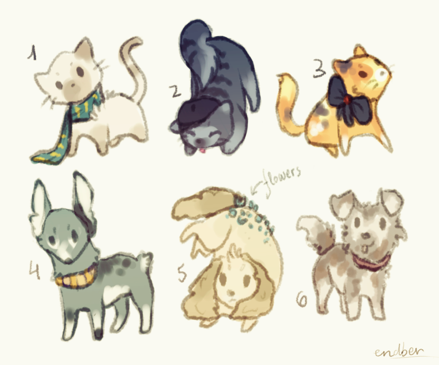 MiniAdopts CLOSED by Endber