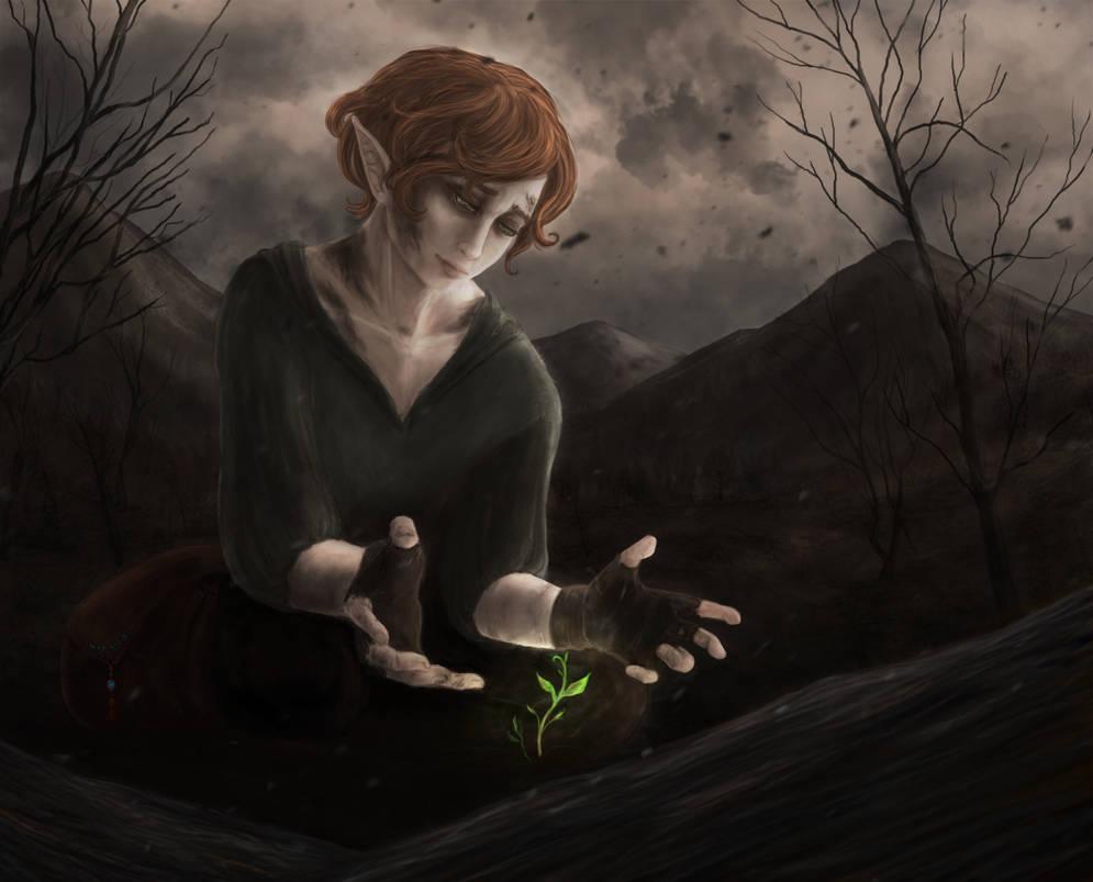 Magic by Miriel3