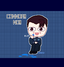 ConnorBlep by AkaFudo