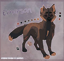 .: Reference - Emerson :. by rainboestarz