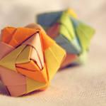Spring Origami
