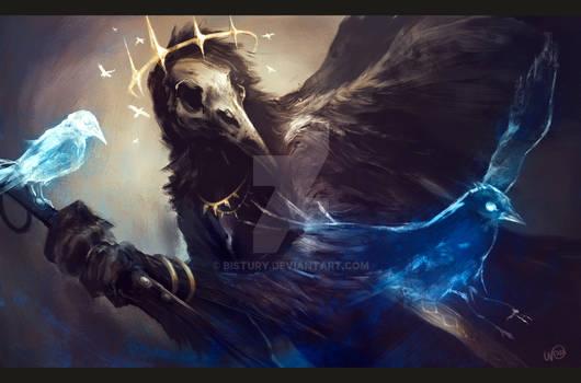 God-crow