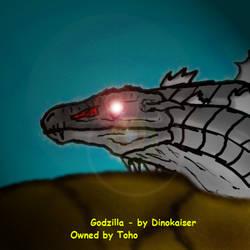 Goji head by Dinokaiser