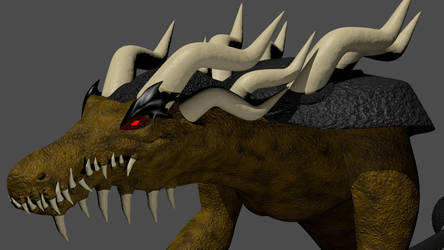 Boss monster update by Dinokaiser