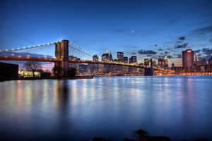 Brooklyn Bridge HDR APR 26th by sp1te