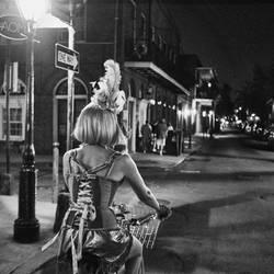 Biking Home - July 2015, NOLA