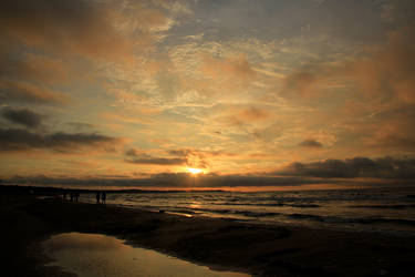 65. Baltic Sea by littleconfusion