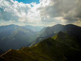 136. Tatry III by littleconfusion