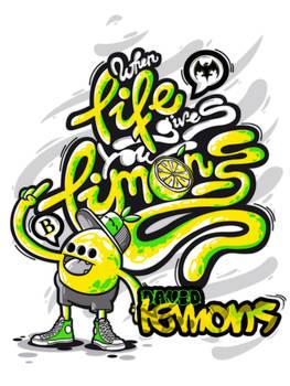 when live gives you lemons