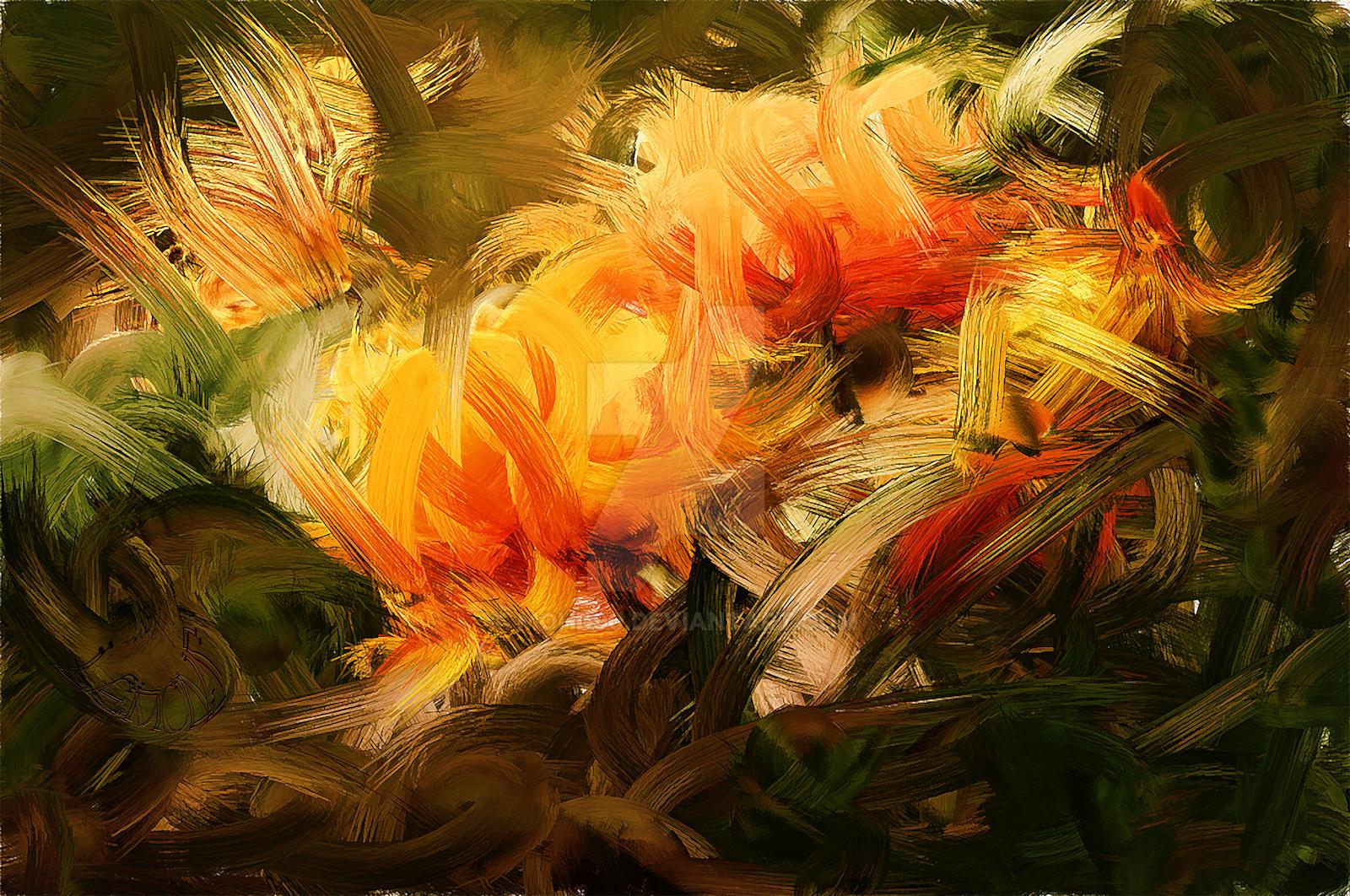Flower flies by mohd90