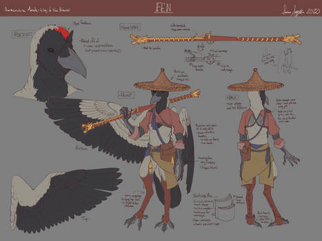 Fen | Reference Sheet