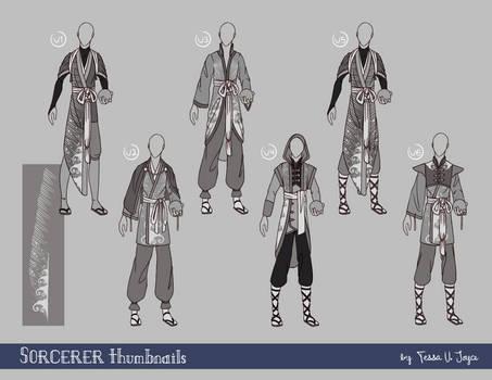 Sorcerer: Thumbnails 2
