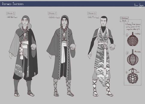 Sorcerer: Refined Sketches