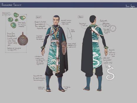 Sorcerer: Reference Sheet