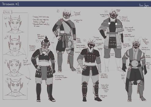 Monk: Thumbnails 1
