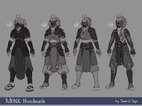 Monk: Thumbnails 2