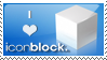 IconBlock Stamp
