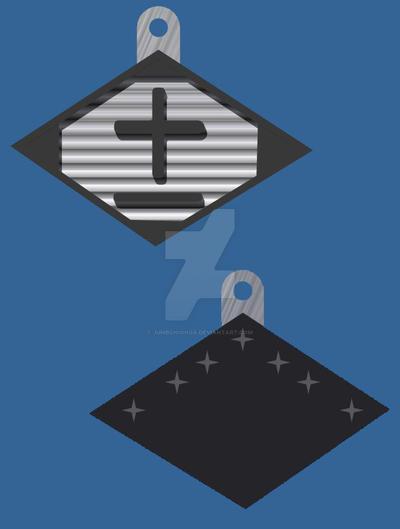 Gotei 13s 11 Squad Key Chain By Jumbonionga On Deviantart