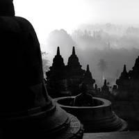embracing east by Hengki24