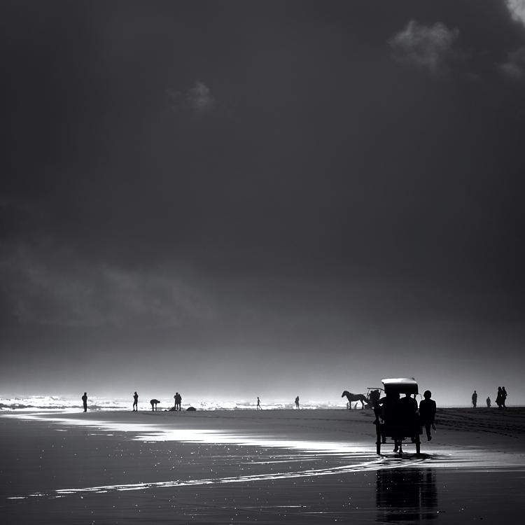 shoreline by Hengki24