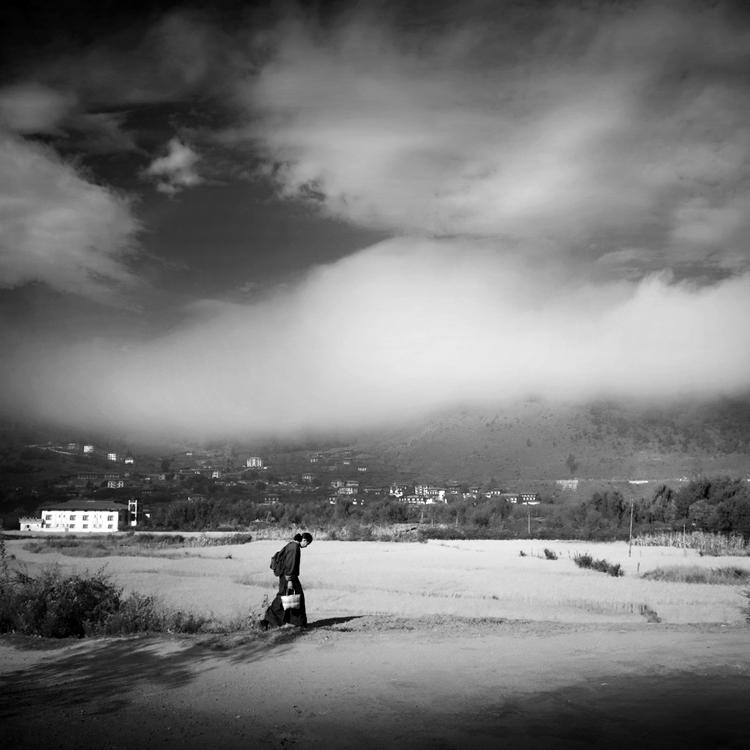 Paro, Bhutan by Hengki24
