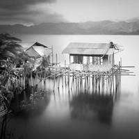 By tha lake by Hengki24