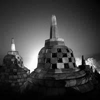 Stupa by Hengki24